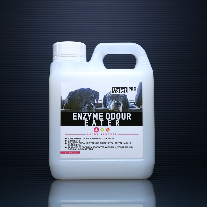 Enzyme odour Eater 1l front label